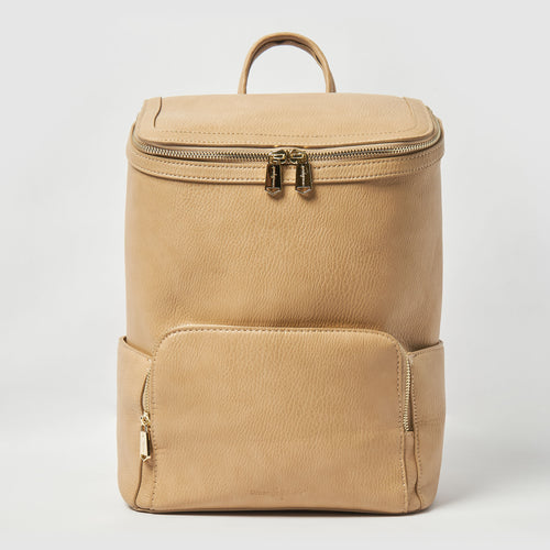North Backpack by Urban Originals - Sand
