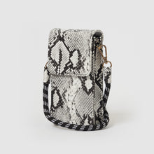 Nova Crossbody Wallet - Snake