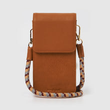 Nova Crossbody Wallet - Tan
