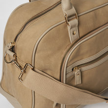 Overnight Bag - Taupe