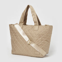 Paradise Awaits Tote by Urban Originals - Taupe