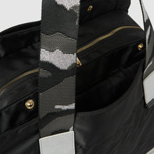 See the Stars Duffel Bag by Urban Originals - Black