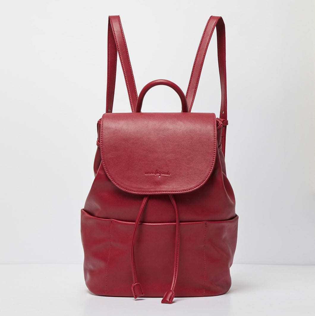 Splendour Backpack - Cranberry - Urban Originals USA