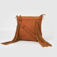 The Creative Crossbody Bag - Tan
