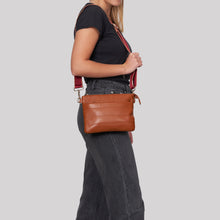 The Lola Crossbody - Tan