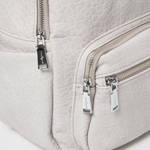 The Real Life Vegan Backpack by Urban Originals - Light Grey
