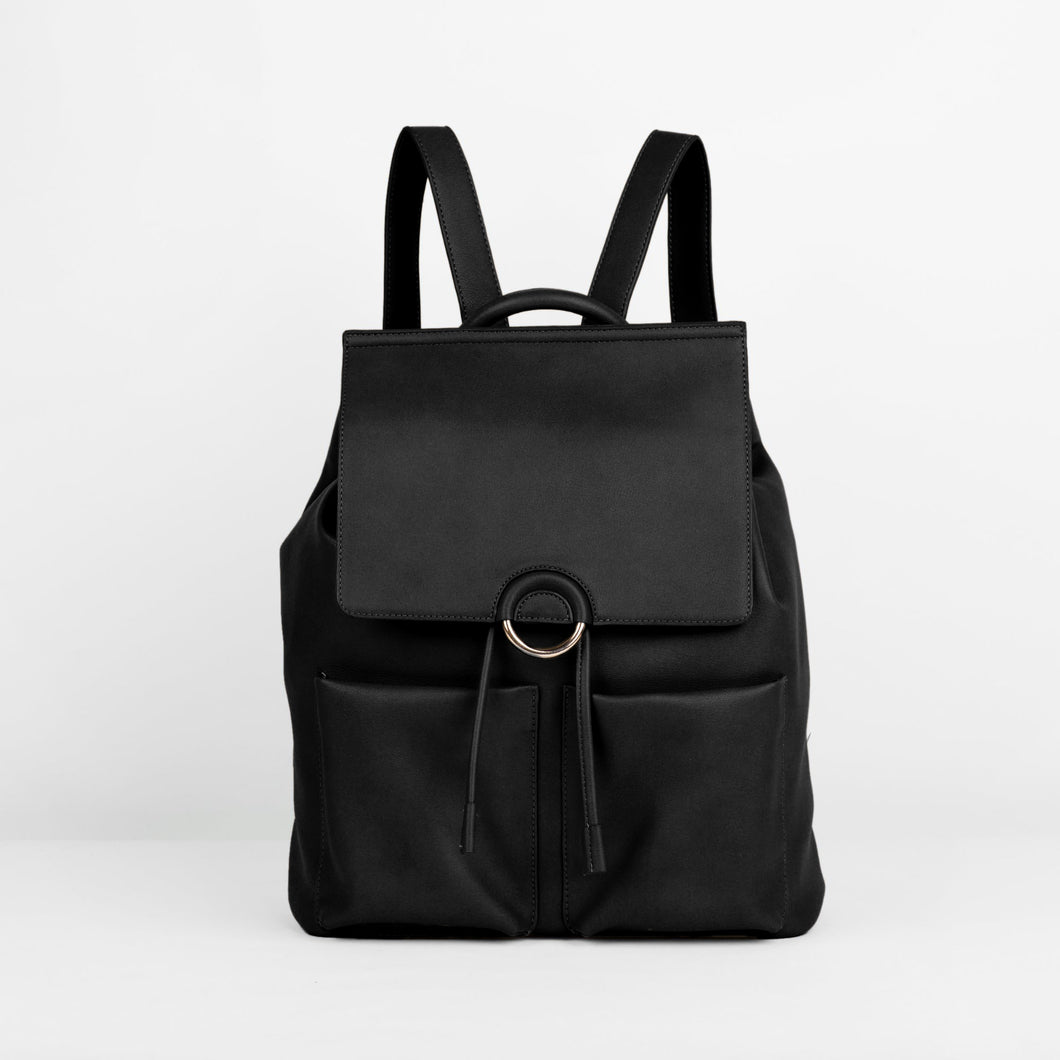The Thrill Backpack - Black - Urban Originals USA