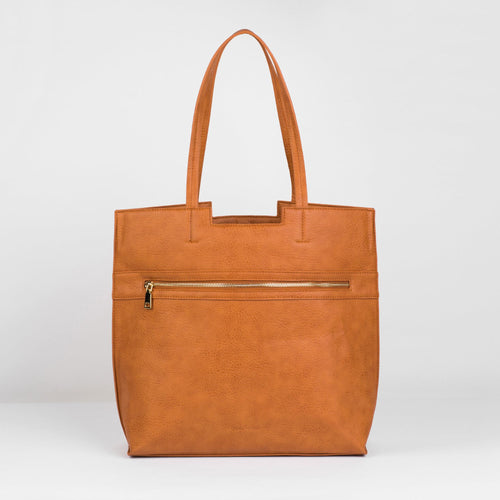 Timeless Tote - Orange - Urban Originals USA