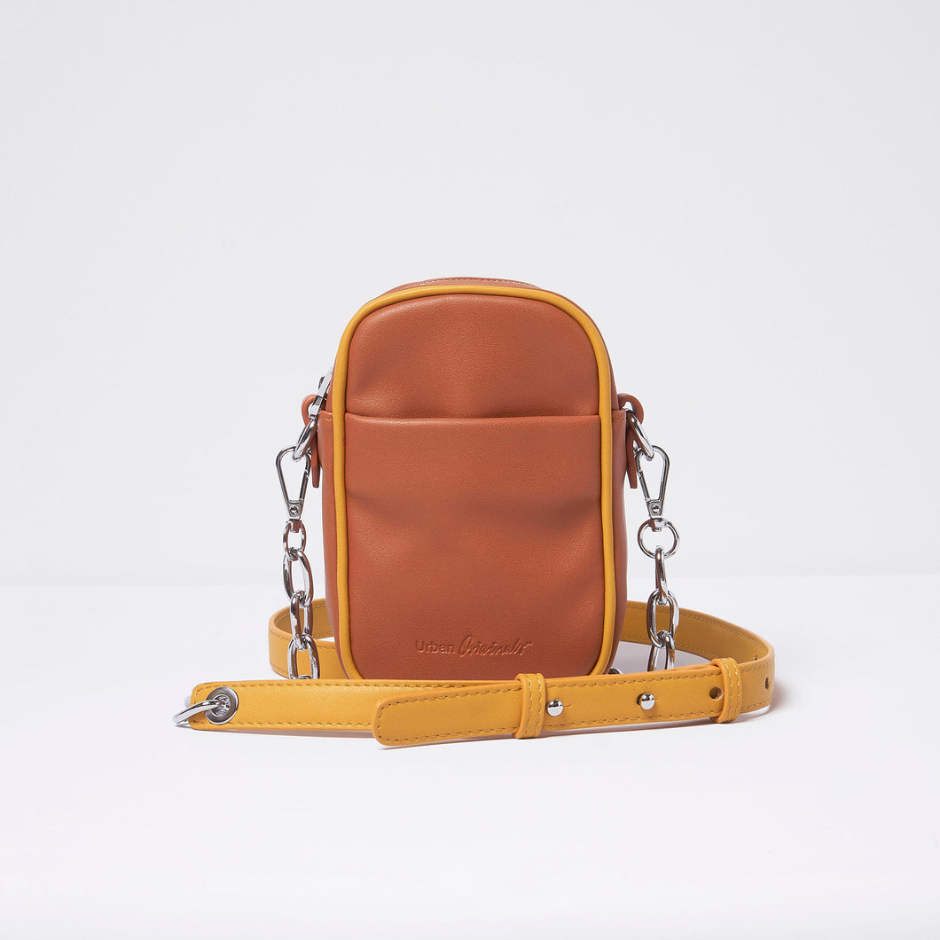 Total Story - Rust/Yellow - Urban Originals USA