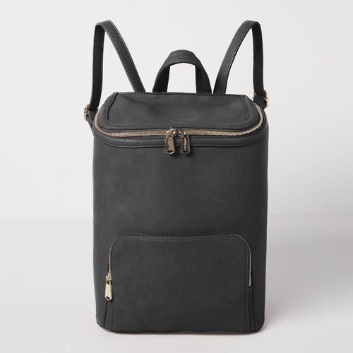 West Backpack - Black - Urban Originals USA