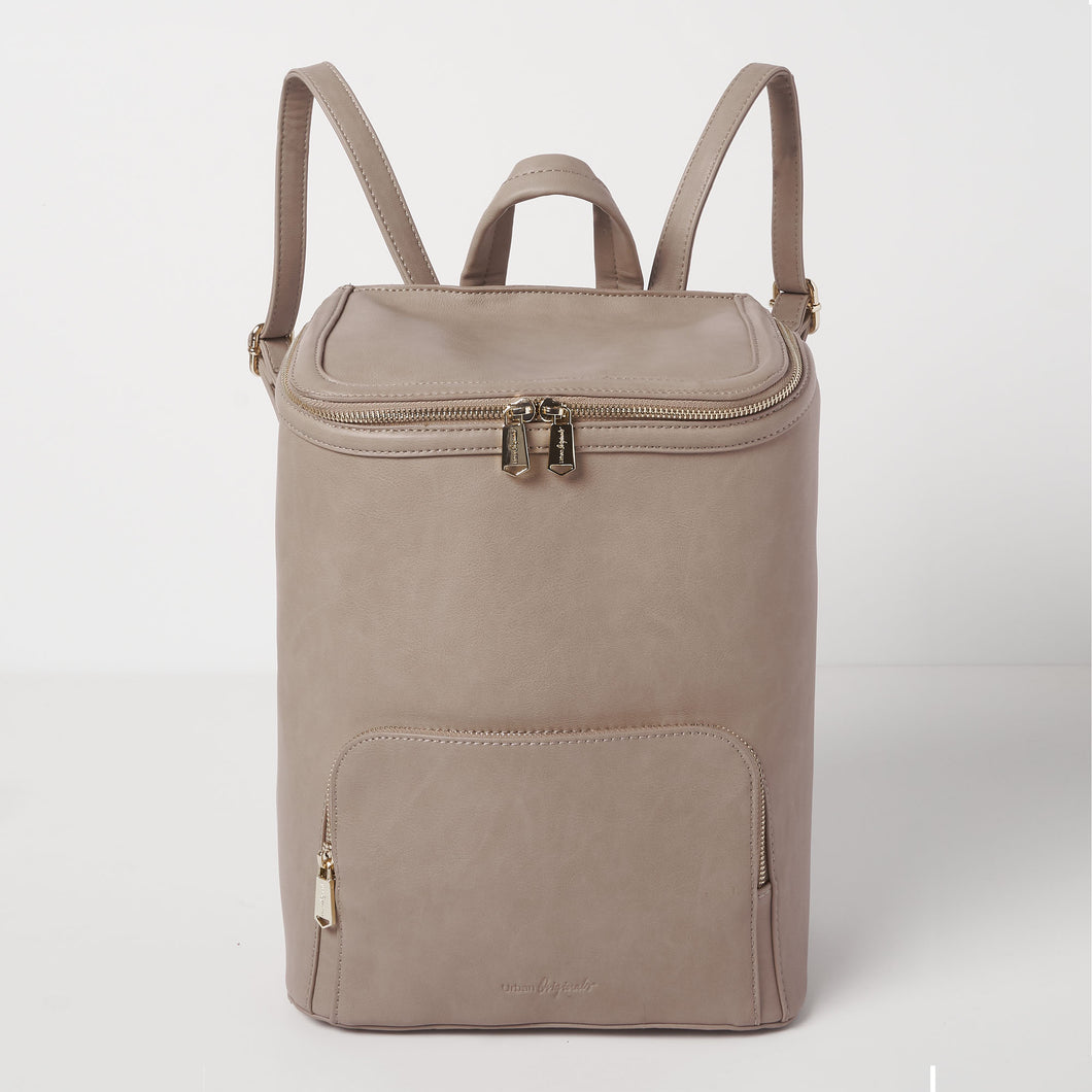 West Backpack - Taupe - Urban Originals USA
