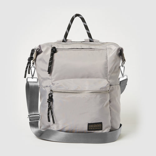 Wild Horses Backpack - Grey