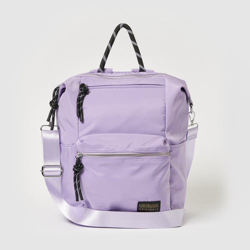 Wild Horses Backpack - Lilac