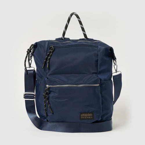 Wild Horses Backpack - Navy