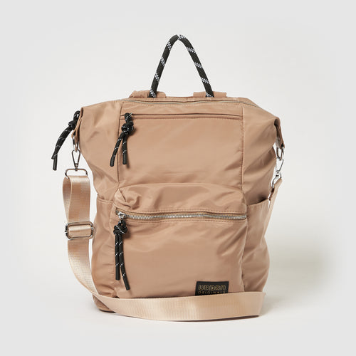 Wild Horses Backpack - Taupe