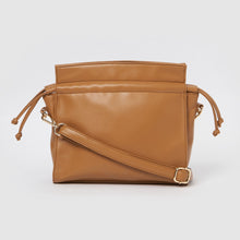 Wild Child Vegan Crossbody Bag by Urban Originals - Tan