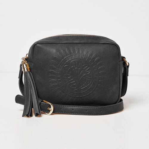 Wild Rose Bag - Black - Urban Originals USA