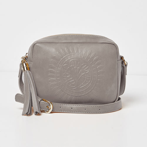 Wild Rose Bag - Grey - Urban Originals USA
