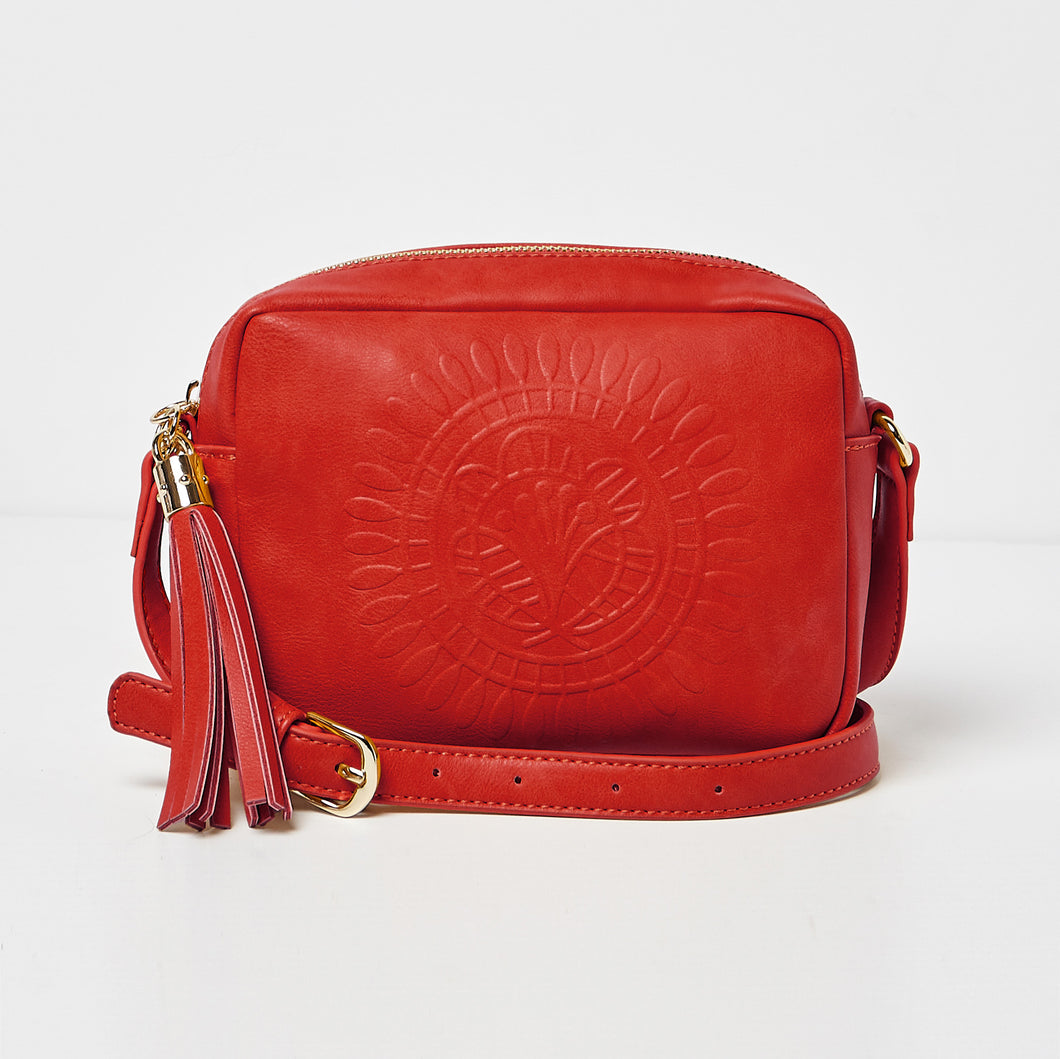 Wild Rose Bag - Red