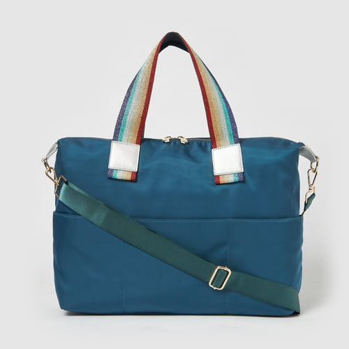 Your Passion Duffel by Urban Originals - Teal