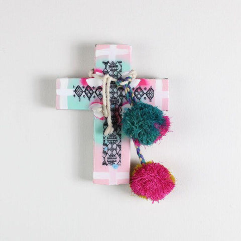 Ahoy Trader Adah Bright Assorted Design Mini Cross