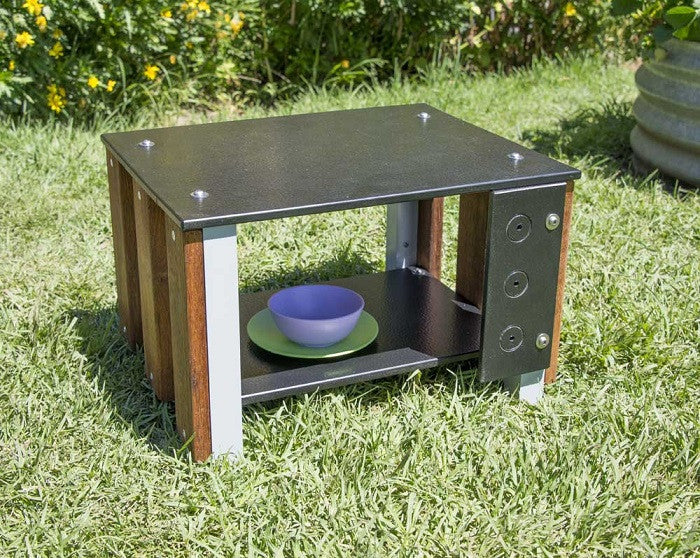 Outdoor Microwave
