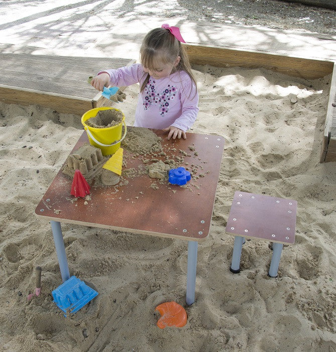 50cm Square Sand Table