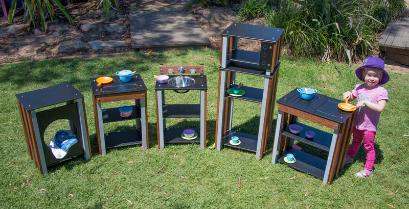 Outdoor Kitchen Playset