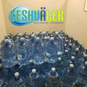 1 Pallet of 4 Gallon All Natural Alkaline Water