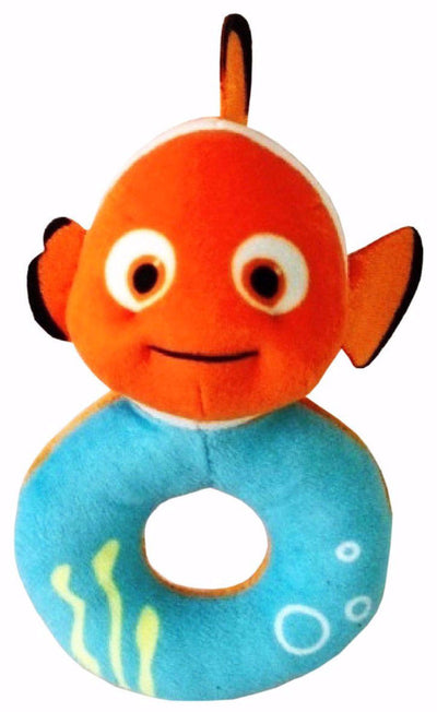 Disney Baby Nemo Ring Rattle