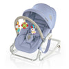 BREVI - Gaia Cradle With Canopy & Toy Bar