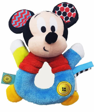 Disney Baby Ring Rattle