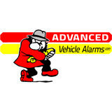 advanced vehicle alarms logo