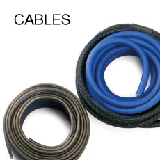 Car Audio cables banner