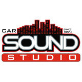 car sound studio logo