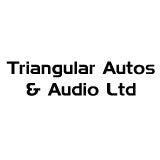 triangular autos and audio ltd logo