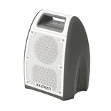 BF400 Bullfrog Bluetooth Music System - Grey/White