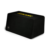 "CompC Dual 12"" Vented Loaded Enclosure - 2 Ohm"