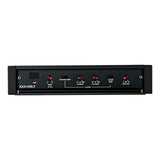 KX 1200W 2 Channel Class D Full Range Amplifier