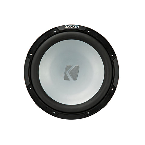 "KMF Marine 10"" Freeair Single Voice Coil Subwoofer - 4 OHM"