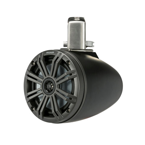 "KMTC Marine 6.5"" Coaxial Tower System - Black"