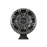 "KMFC Marine 6.5"" Flat Mount Coaxial Tower System - Black"