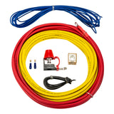 Marine 8AWG Amplifier Power Kit - Tinned OFC