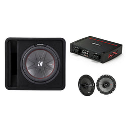 Kicker Red Upgrade System 2