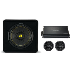 Kicker Yellow Upgrade System 2