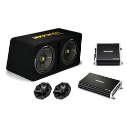 Kicker Yellow Upgrade System 3