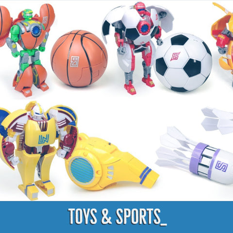 Toys & Sports_