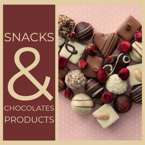 Snacks & Chocolates Products