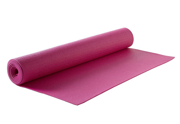 0524_Yoga Mat Eco-Friendly For Fitness Exercise Workout Gym with Non-Slip Pad (180x60xcm) Color may very - DeoDap