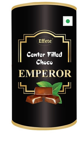 1005 Effete Emperor Center Filled Choco (32 Units, 245 gm) - DeoDap
